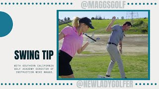 Swing Path Lesson W/ Mike Maggs
