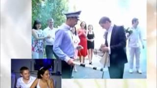Сюрприз на свадьбу смотреть до конца!(Свадьба и всё о свадьбах, самое лучшее свадебное видео, самые богатые свадьбы и самые смешные свадебные..., 2014-06-09T11:18:11.000Z)