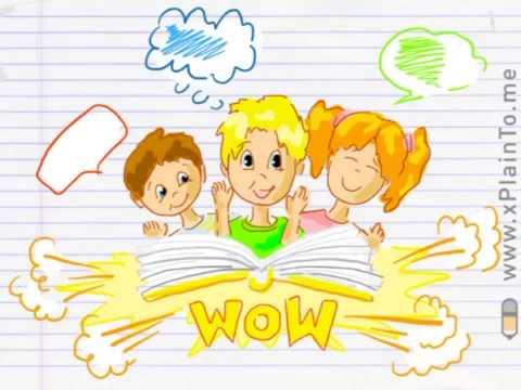 Как создается книга мультфильм