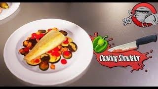 Cooking Simulator #1 - ПЕРВЫЙ ДЕНЬ НА КУХНЕ
