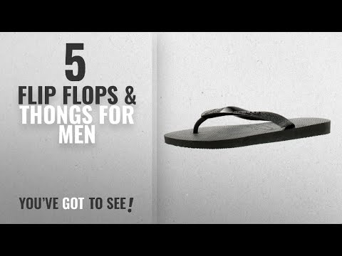 Top 10 Flip Flops & Thongs For Men [2018]: Havaianas Women's Top Flip Flops