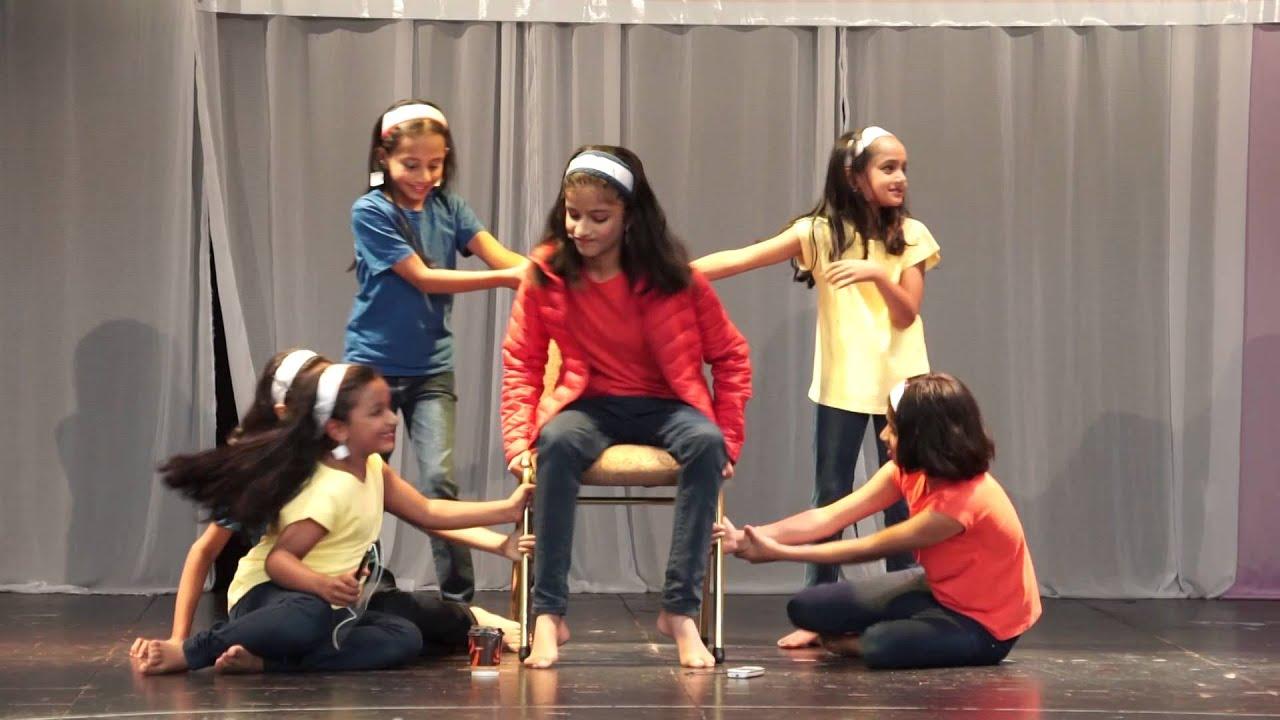 Sin Chair Skit By Narrewarren Lynbrook Kids Youtube