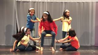 Sin Chair Skit by Narrewarren   Lynbrook Kids