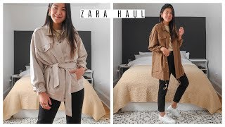 NEW ZARA HAUL | HUGE SALE PICKS