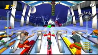SSX Tricky - Big Trouble on Little Snowboard