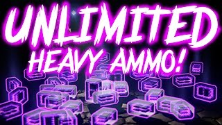 Destiny: How to get Unlimited Heavy Ammo! Awesome Glitch/Tactic!