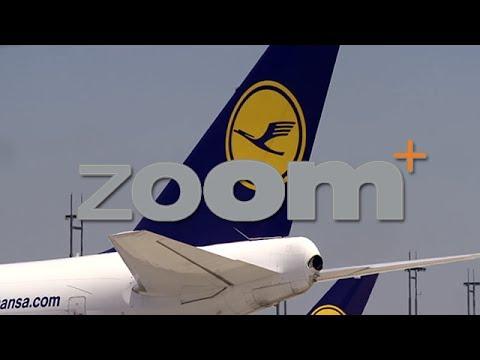 ZDF ZOOM:  Lufthansa in Turbulenzen - Was wird aus Service und Sicherheit? Doku 2017 HD