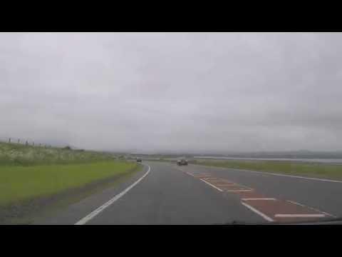 Scotland by Car - A9 north - Dornoch Firth Bridge