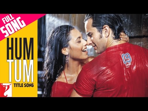 Chords for Hum Tum - Full Title Song | Saif Ali Khan | Rani