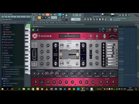 HOW TO MAKE ENZO BEAT BY DUNCAN ON  FL STUDIO