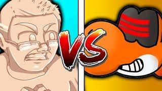 "Nathaniel Bandy VS TJ ""Henry"" Yoshi (Mario 64 120 Star Race)"