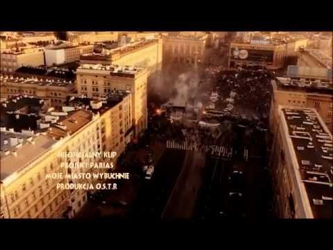 Parias - Moje miasto wybuchnie (nieoficjalny klip) mp3