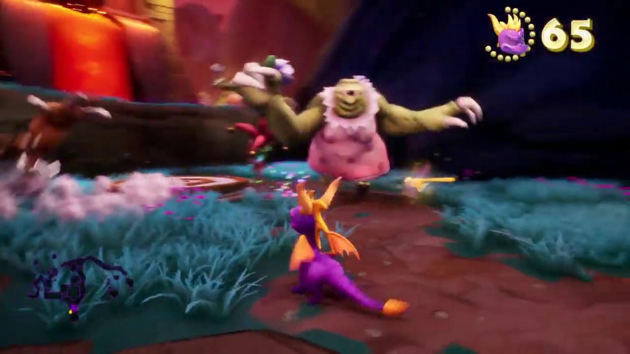Download Spyro the Dragon Reignited: Jacques, segreti