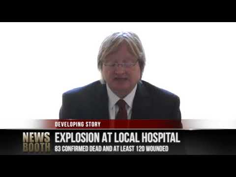 SWMHE Inject - Explosion at Local Hospital