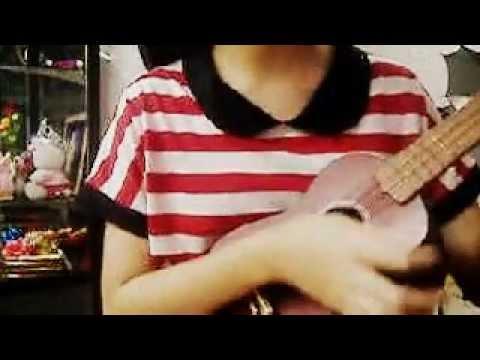 แค่คุณ ไม่มีเสียงร้อง Cover'Ukulele By PlOy