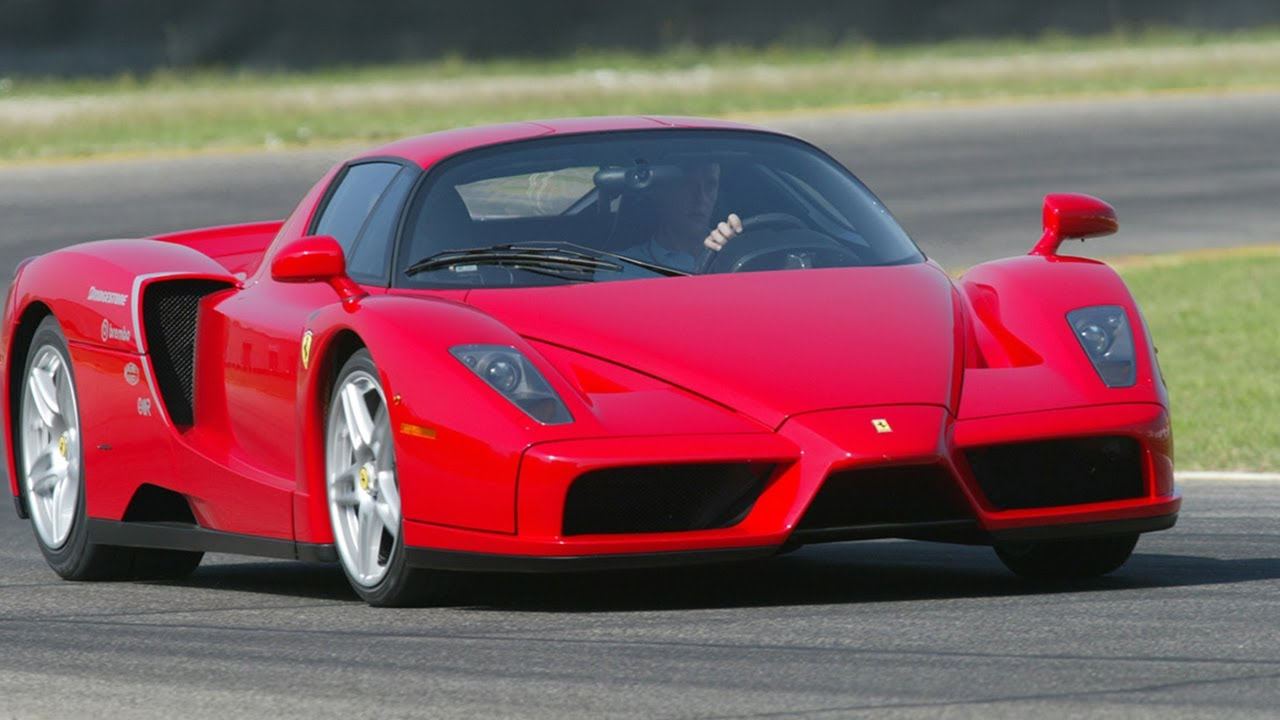 The Best Top 10 List of Ferrari Cars - YouTube