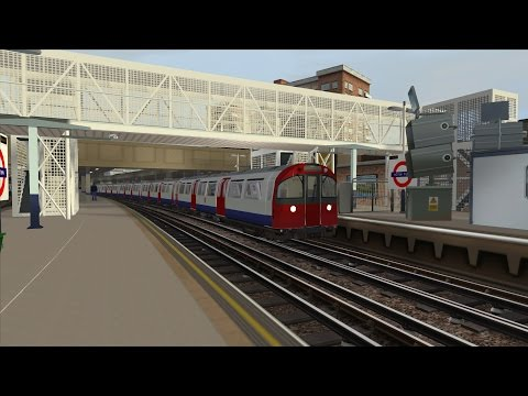 Train Simulator 2017 HD: Operating London Underground 1973 Tube Stock on The Piccadilly Line