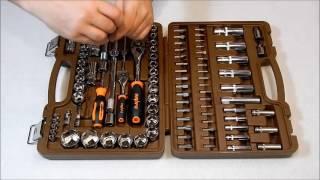 Набор инструментов OMBRA OMT108S (108 предметов)(Ссылка на набор Ombra 108: http://instrument-tsentr.com.ua/p373062339-nabor-instrumentov-ombra.html Инструмент OMBRA 108 предметов изготовлен в., 2016-11-09T19:45:21.000Z)