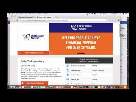 Online trade academy forex