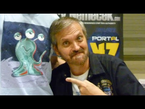 Discussing Star Trek: Discovery | Larry Nemecek | Modesto Con 2017
