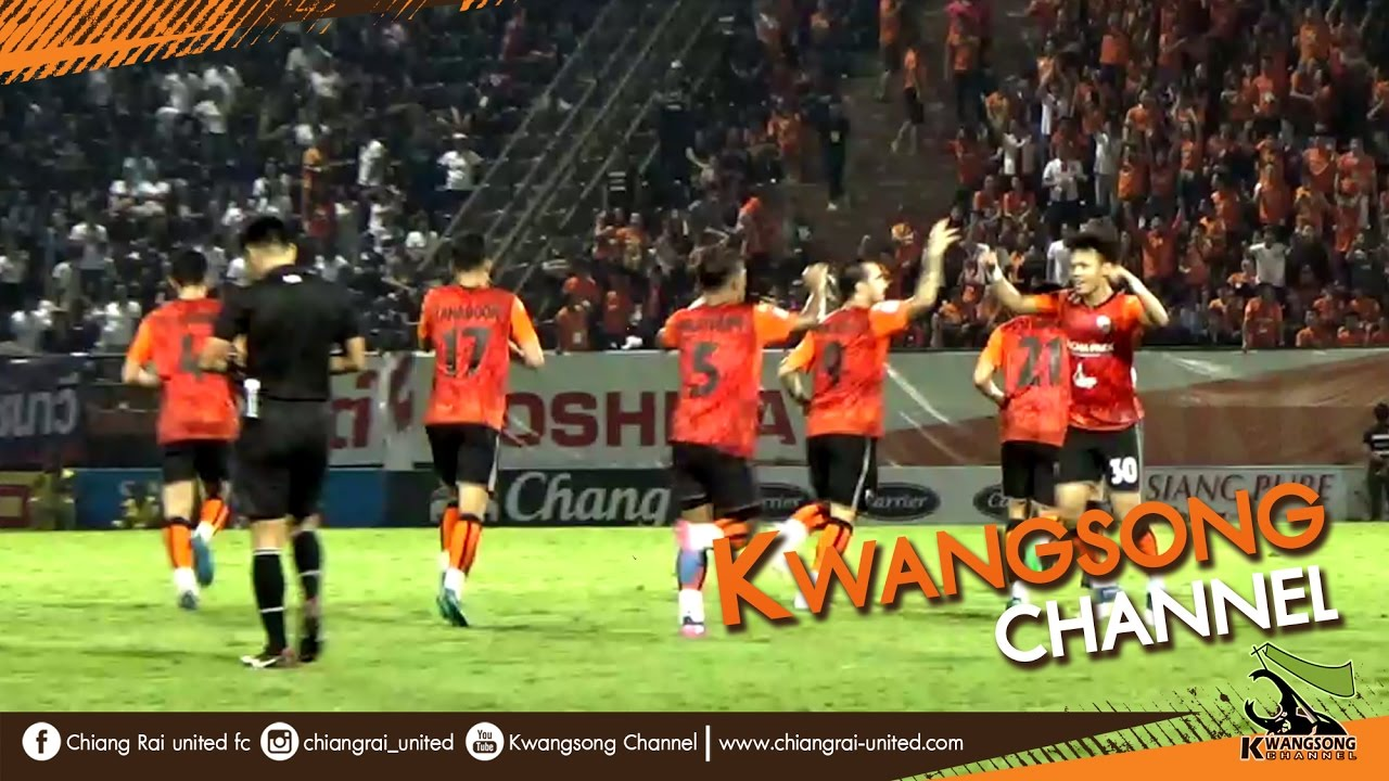Download [Goals Highlight] Singha Chiangrai United 3-2 Navy FC   11 March 2017