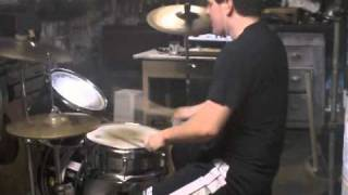 MARC - saves the day - deciding drum cover