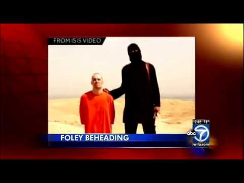 Beheading of American journalist James Foley
