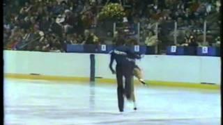 1980 Winter Olympics - Pairs Figure Skating Free Skate - Rodnina & Zaitsev, URS