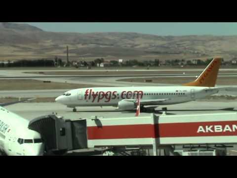 Ankara Esenboğa Airport (ESB-LTAC)
