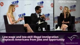 Ann Coulter exposes massive costs for illegal aliens