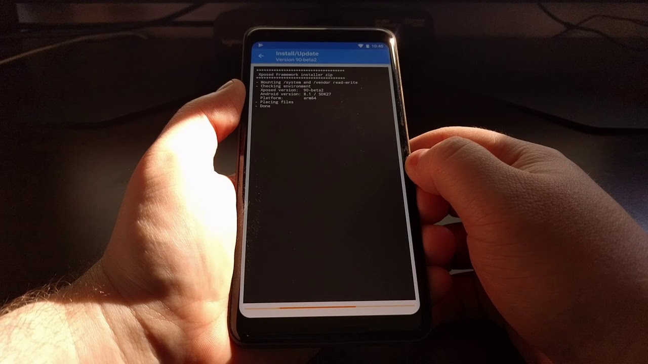 How to Install Xposed Framework on the Pixel 2 and Pixel 2