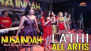Lathi All Artis Nusa Indah Real Dangdut Indonesia Terbaru 2020