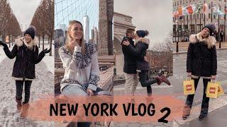 Το ταξίδι μας στη Νέα Υόρκη επεισόδιο 2 - New York Vlog | Marinelli