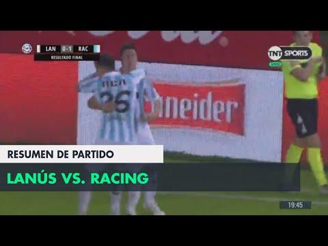 Resumen de Lanús vs Racing (0-1) | Fecha 5 - Superliga Argentina 2018/2019