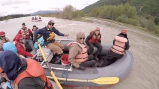 Rafting the Chilkat River | Alaska | Lindblad Expeditions-National Geographic