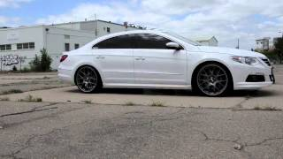 2012 VW CC-R 2.0TSI from stock to 355HP!