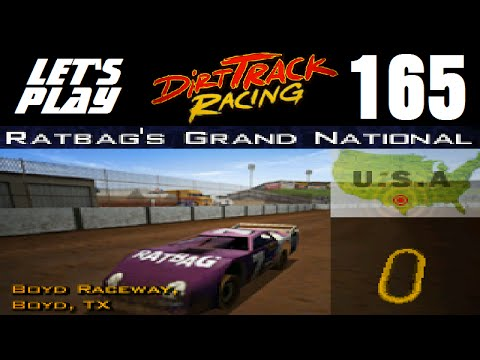 Let's Play Dirt Track Racing - Part 165 - Y12R13 - Boyd Raceway