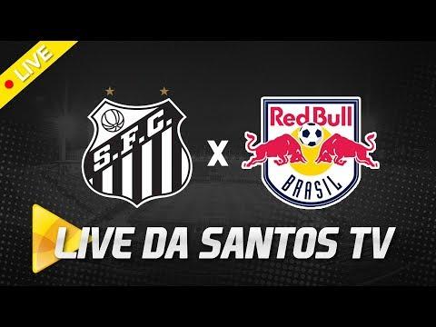 LIVE: SANTOS 2 X 0 RED BULL | PAULISTÃO (23/03/19)