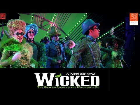 Wicked The Musical - Backstage Pass with the Kimmel Center