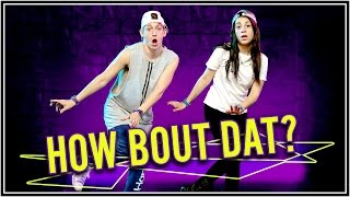 How To do the Cash Me Outside Challenge with Josh Killacky I Dance Hacks