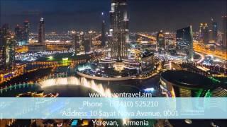 Levon Travel Yerevan  // Dubai //