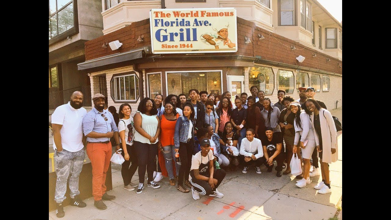 SEAN BRANCH GIVES GULLY TV A TOUR OF DC'S LEGENDARY FLORIDA AVE. GRILL