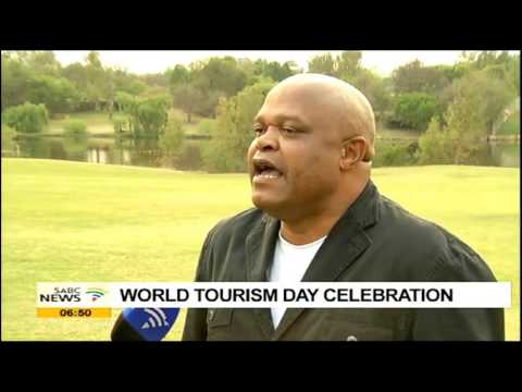 World Tourism Day celebration in Free State