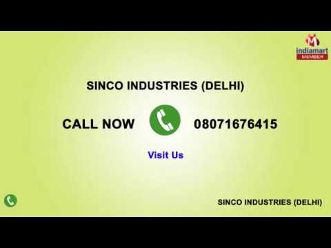 Cloth Clips & Embroidery Rings by Sinco Industries, Delhi