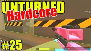 Unturned HARD Mode - Silo 22 Deadzone! - Ep. 25 (Overgrown 3+ Map)