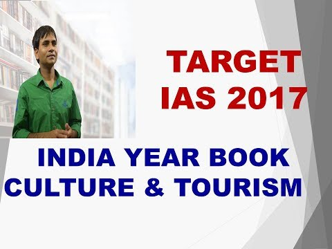 INDIA YEAR BOOK-PART 3- Culture and Tourism