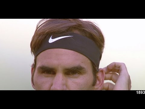 Roger Federer - Rewriting History Again (HD)