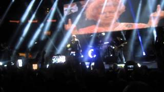 The Queen Is Dead - Morrissey @ Madison Square Garden, 6/27/2015