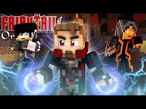 SURPRISE ATTACK! - Minecraft FAIRY TAIL ORIGINS #15 (Modded Minecraft Roleplay)