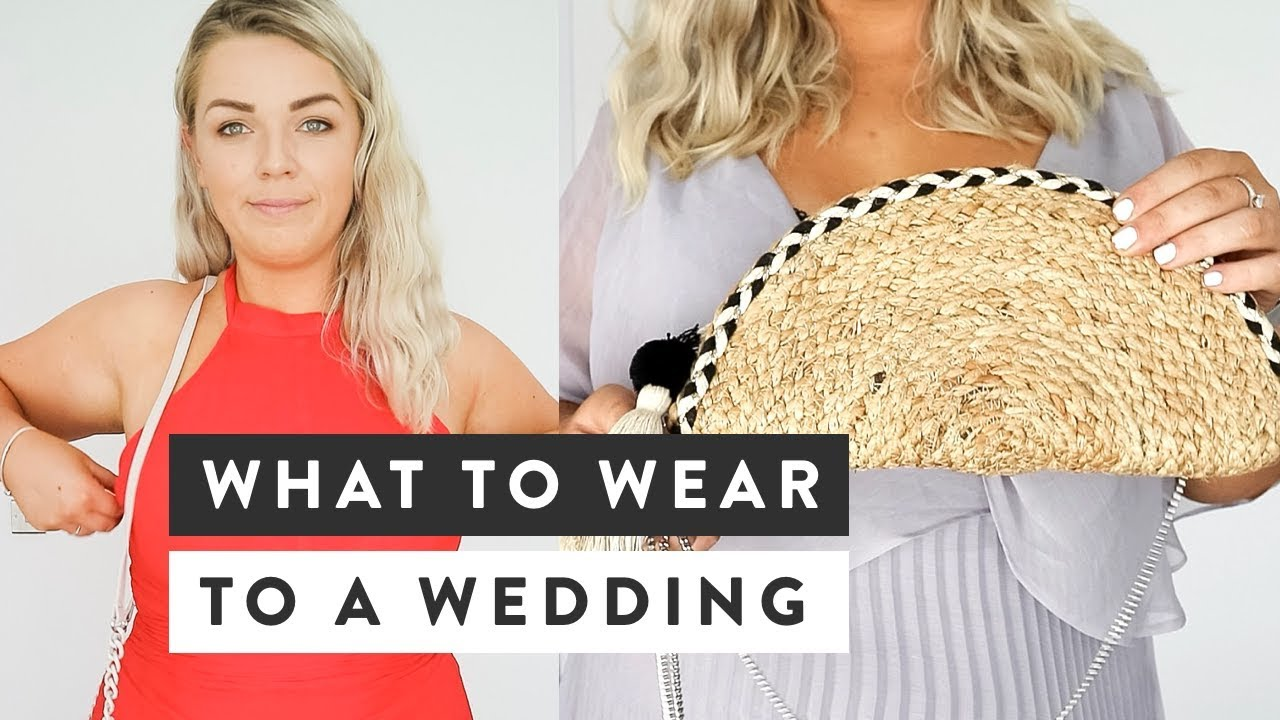 What To Wear To A Wedding | Curve Wedding Guest Outfit Ideas From ASOS 2
